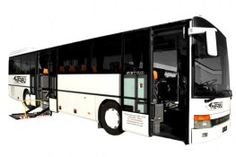 Bus da 37 a 54 posti 25-35 posti Expo-Office - Setra S315 12,00 mt