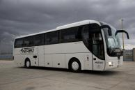 Bus da 37 a 54 posti 52 posti - Man Lion's Coach 12,00 mt